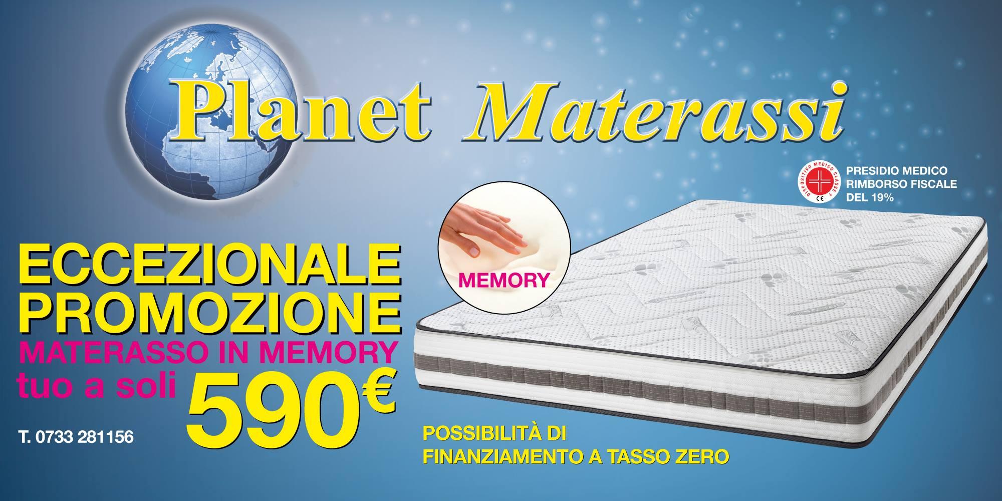 Planet Materassi